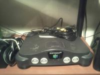 I have numerous video games systems and some video