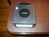 Game Cube console....nothing else...no wires or