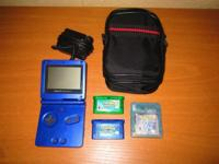 Price is $85 firm. Gameboy bundle (all working in great
