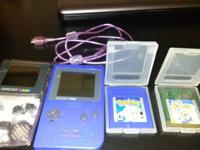 I have a gameboy bundle that I'm looking to sell. It