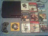 ps3 welcome disc and ps3 games include  resistance fall