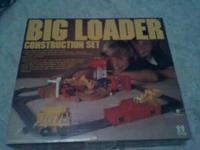 Prices negotiable 1- By TOMY Big Loader construction
