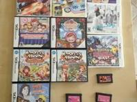 I have for sale various pre-owned video games and