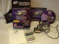 GameShark video game enhancer for use with the Nintendo