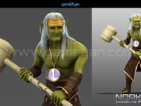 GameYan is emerging 3D character animation studio that