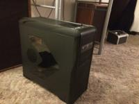 Custom gaming PC for sale, built new in October 2015