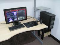Up for sale is a custom-made developed gaming computer.