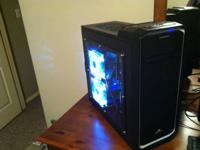 New Gaming PC. This monster is full and ready to game
