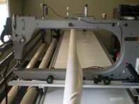 2000 Gammill Optimum with Intellistitch longarm