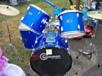 Selling a Gammon Drum kit. Contact me at  it's ok to