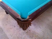 Used Pool Table Miami Used Pool Table Miami, Gandy 9FT
