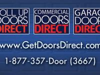 Roll Up Doors, Garage Doors, Commercial Doors,Garage