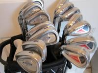 FOR SALE - Got a garage filled with golf clubs, bags,