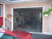 Turn your garage into a bugfree workshop, play room,