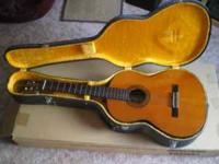 1973 Garcia Grade #3 acoustic classical guitar. This