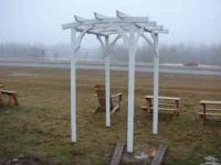 The small Arbor sells for $107.00 The large one sells