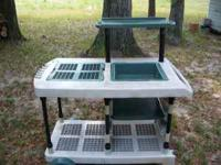Good condition...also good for fish cleaning! can call