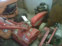 Garden King Rear Tine 5 HP Row Tiller $350.00 Garage