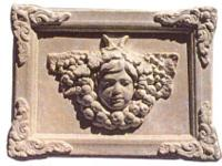 Cherub Plaques In Various Sizes and Designs For Use In