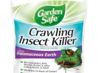 Garden Safe Brand Crawling Insect Killer Containing