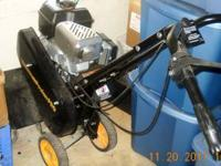 New, never used tiller, Willing to take $400 or best