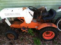 Call pete  if intersted 1960 sears sububan plow and