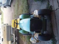 1973 JD 112 Electric Lift - Original 12hp Kohler