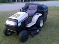 Mower is very nice and in great condition. Just