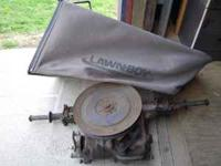 Garden Tractor Parts $100 for all or buy seperate
