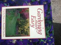 SPRING TIME........ GARDENING EASY STEP BY STEP 5 books