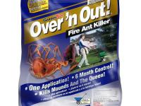 Garden Tech Over 'n Out Fire Ant Killer Granules banish