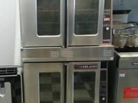 Garland piled convectional stoves. All new these choose