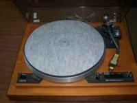 Garrard DD75 Direct Drive Turntable - with AT155LC