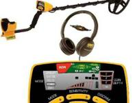 The Garrett 350 metal detector's Rhino-Tough,