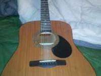 I have a Gary Bennett d-1 acoustic guitar, flawless