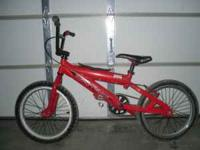 For sale is a Gary Fischer Dolph, BMX bike. The bike