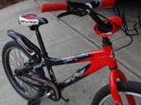 "Gary Fisher Astro 20"" kids bike available. This is"