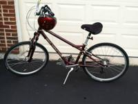 "Gary Fisher Gitche Gumee Men's hybrid bicycle. ""Large"""