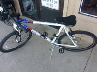 Selling a Gary Fisher Marlin Birth Mountain Bike!