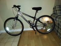 Gary Fisher mountain bike with Rock Shock forks, good