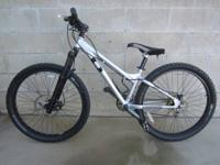 Gary Fisher x Earl Bontrager 8 speed mountain bike.