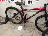 Gary Fisher complete 29er bike, my dad bought this a