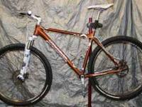 Gary Fisher Rig 29er Single Speed -- Mountain Bike Size