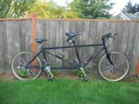 Fisher Gemini Tandem from 1993. Bought new from