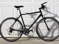 This ?08 Gary Fisher Wingra City/Commuter is designed