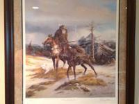 "Gary Miller  Print  ""Mountain Pals II"" (87/580)"