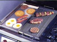 Broiler Griddle Add-a-Broiler/Griddle Cool Curtains'