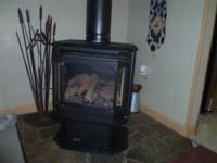 Excellent Condition, works perfect, Qudra Fire -