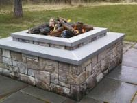 FIRESIDE STOVE & HEARTH.  Custom-made Gas Fire Pits,