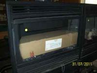 "36"" and 42"" gas fireplaces. Natural gas only. But can"